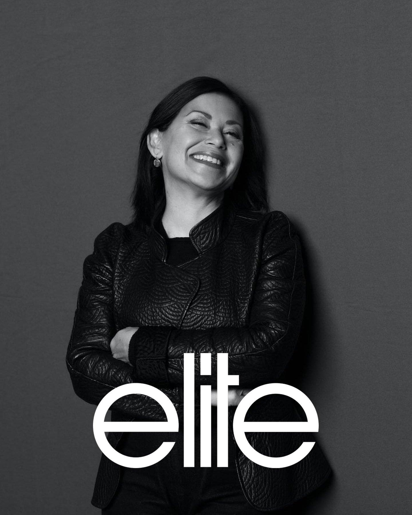 DIRECTORA DE ELITE MODEL MANAGEMENT - WORLDWIDE